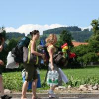 Bereit fürs OpenAir St. Gallen, 2008