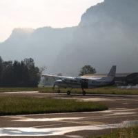 Erster Flug am Morgen, 2012